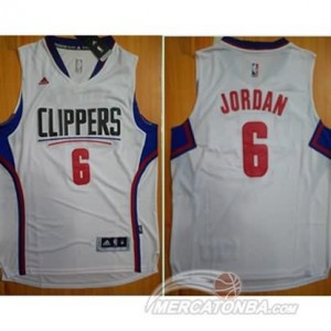 Maglie Shop Clippers Los Angeles Clippers Bianco