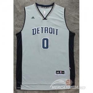 Maglie Shop Drummond Detroit Pistons Grigio