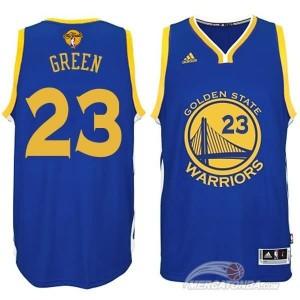 Canotte NBA Rivoluzione 30 Green Golden State Warriors Blu