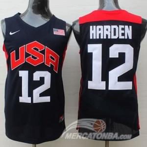 Canotte Harden USA 2012 Nero