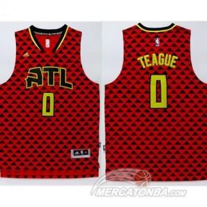 Maglie Basket Teague Atlanta Hawks Rosso