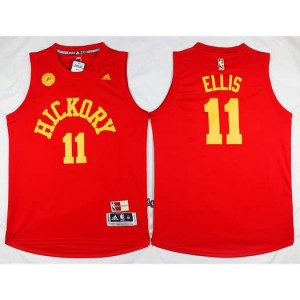 Maglie Basket Hickory Ellis Indiana Pacers Rosso