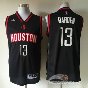 Maglie Shop Harden Houston Rockets Nero