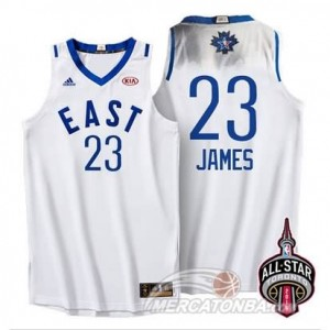 Canotte NBA James All Star 2016