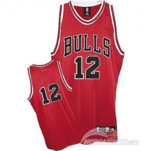 Maglie Basket Jordan Chicago Bulls Rosso