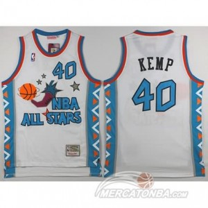 Canotte NBA Kemp All Star 1996
