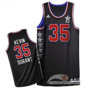 Canotte NBA Kevin All Star 2015 Nero