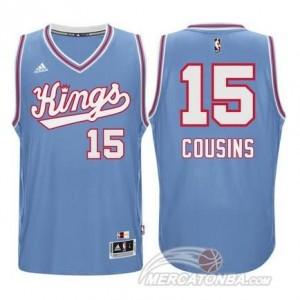 Maglie Shop Cousins Sacramento Kings Blauw