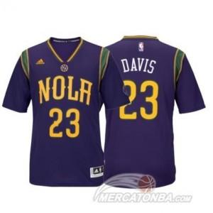Canotte Basket Davis New Orleans Pelicans Blu