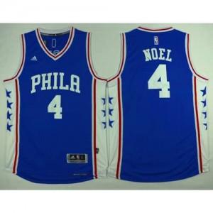 Maglie Basket Phila Noel Philadelphia 76ers Blu