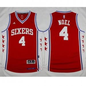 Maglie Basket Sixers Noel Philadelphia 76ers Rosso