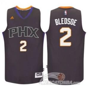 Maglie Shop Bledsoe Phoenix Suns Nero