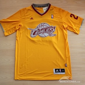 Canotte NBA James Giallo