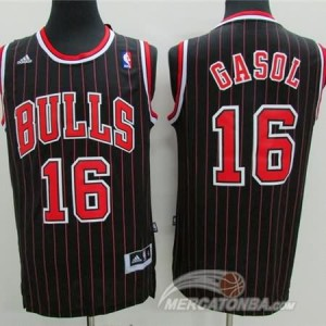 Maglie Basket retro Gasol Chicago Bulls