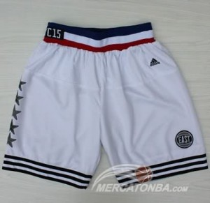 Pantaloni NBA All star 2015 Bianco