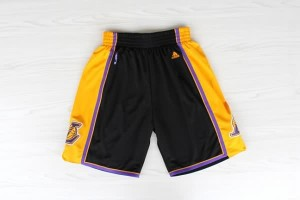 Pantaloni NBA Los Angeles Lakers Nero