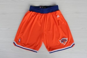 Pantaloni NBA New York Knicks Arancione