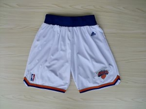 Pantaloni NBA New York Knicks Bianco