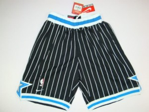 Pantaloni NBA Retro Orlando Magic Nero